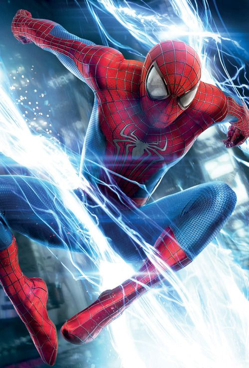 The Amazing Spider-Man 2 Poster - Phet Van Burton