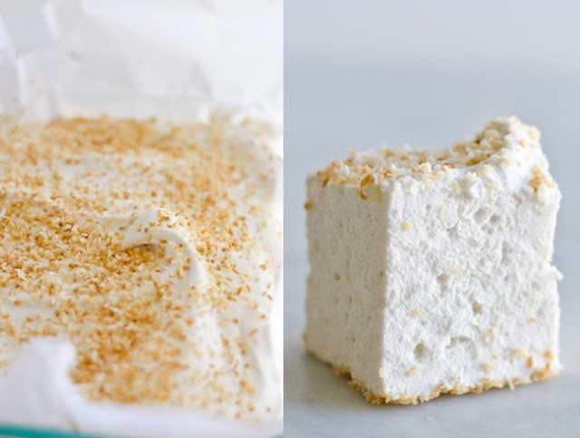 Marshmallow Root Marshmallows (dairy, gluten, nut, soy free plus paleo-friendly) + a Giveaway from Mountain Rose Herbs!