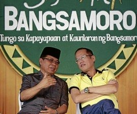 The government and the Moro Islamic Liberation Front have finally agreed on a detailed roadmap for setting up the Bangsamoro autonomous political entity by 2016.