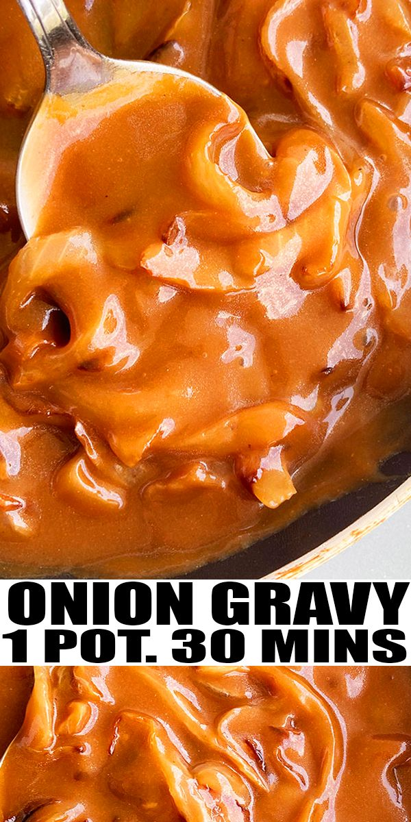 Onion Gravy One Pot In 2020 Easy Cooking Recipes Vegetarian Recipes Easy One Pot Meals