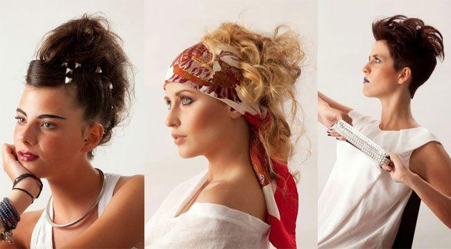 Per la stagione primavera estate 2015 l'hairstylist milaneseChristian Colombosuggerisce alcune idee interessanti se si vogliono esibire delle pettinature alla modaindipendentemente dalla ...