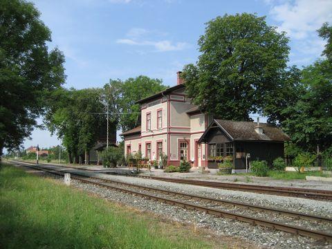 Rövid vonatozás az Aspangbahn vasútvonalon - Vonattal? Természetesen!
