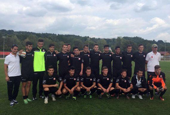 sportcampina: Amical. CS Câmpina - Petrolul Ploieşti 6-2