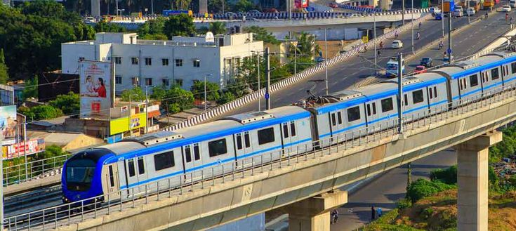 Chennai Metro Update: Tunnelling Work Of Metro Rail Project Along Anna Salai To Be Completed Soon #RailAnalysis