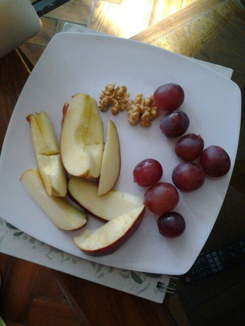 My healthy breakfast