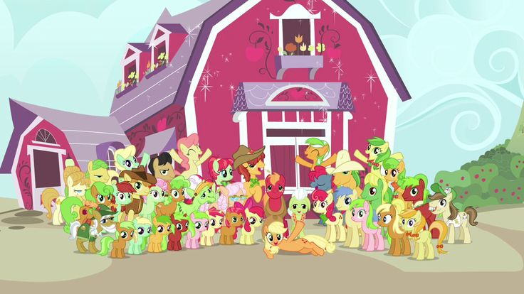 Yeeee haw! That looks like a fun reunion!     Um... the pony far on the left is not to happy lol
