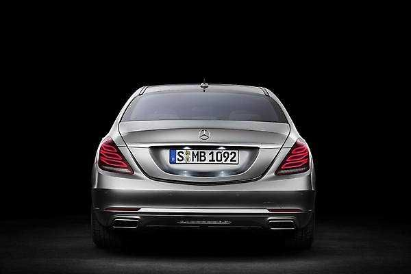 2018-2019 Mercedes-Benz S-Class in — a new luxury S-Class from 2018-2019 Mercedes