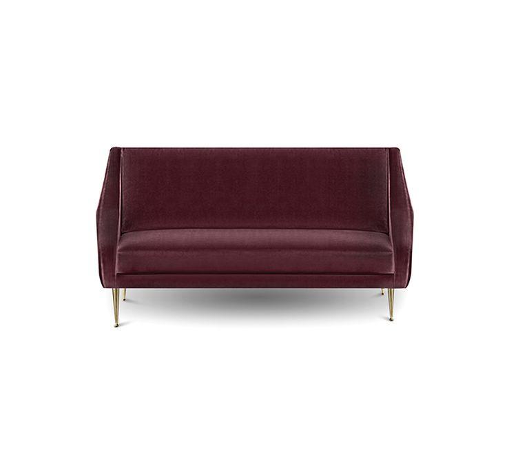 Romero Sofa | Essentials Home Mid Century Furniture