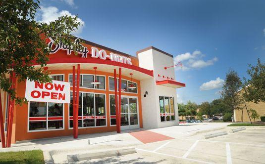 Shipley Donuts; Round Rock, Texas, KAH Architecture www.kaharchitects.com