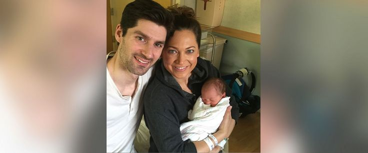 ABC News Chief Meteorologist Ginger Zee Welcomes a Son - ABC News