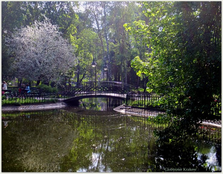 spring in Krakow