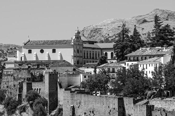 Ronda. Andalusian Gem by Jenny Rainbow