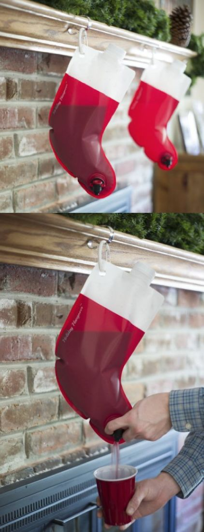 Kind of funny. Kind of genius! It would sure make a great white elephant gift. Haha!