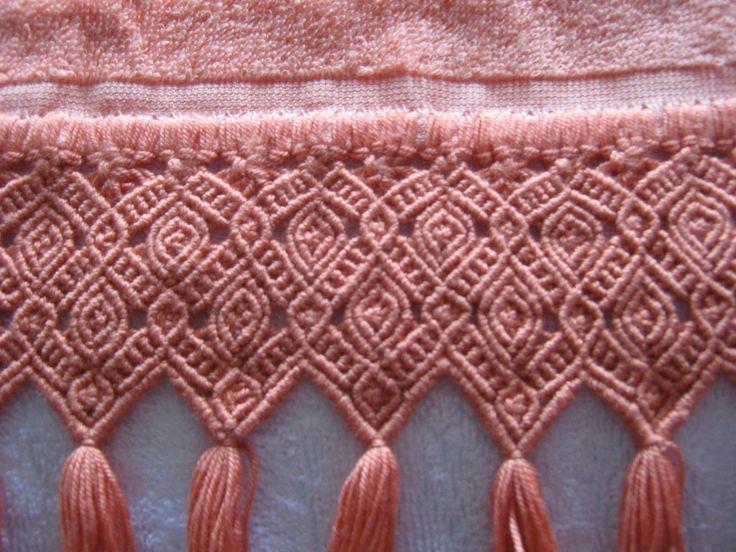 toalha de macrame 2