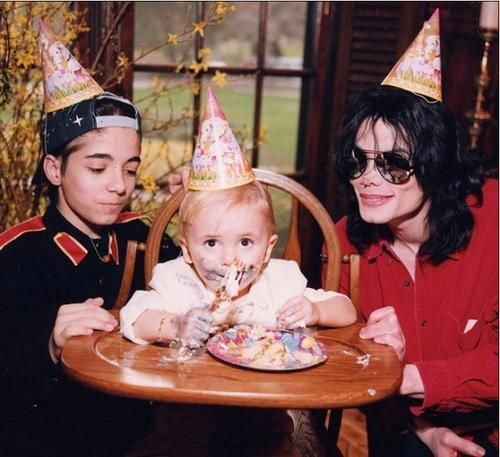 17 Best Ideas About Michael Jackson Party On Pinterest: 17 Best Images About Michael Jackson's Children On
