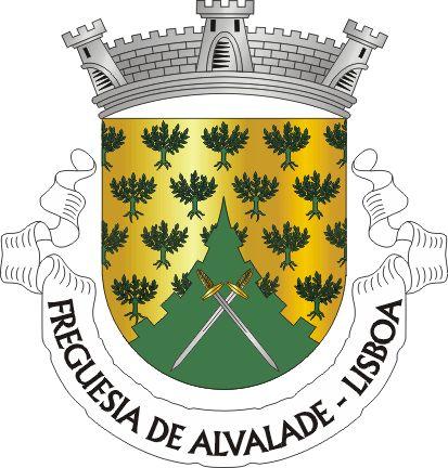 Brasão de armas de Alvalade