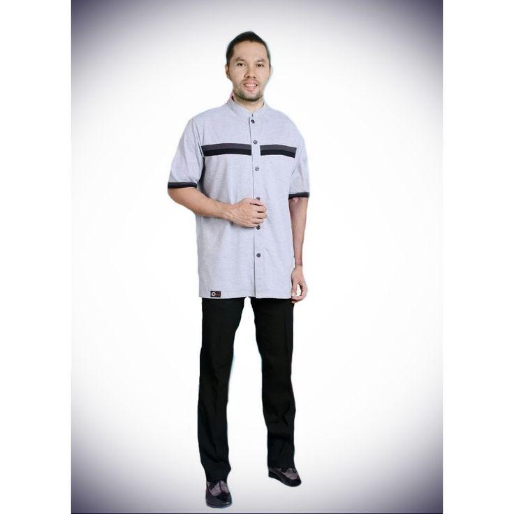 Saya menjual Baju Kemeja Pria Mutif Man MM-19 Abu Hitam seharga Rp190.000. Dapatkan produk ini hanya di Shopee! https://shopee.co.id/grosirbajumuslimbranded/678850639 #ShopeeID