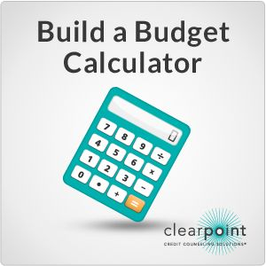 Build a budget with this free and easy to use budget calculator. The tool allows you to input and track a wide variety of monthly expenses from housing to transportation, to entertainment.