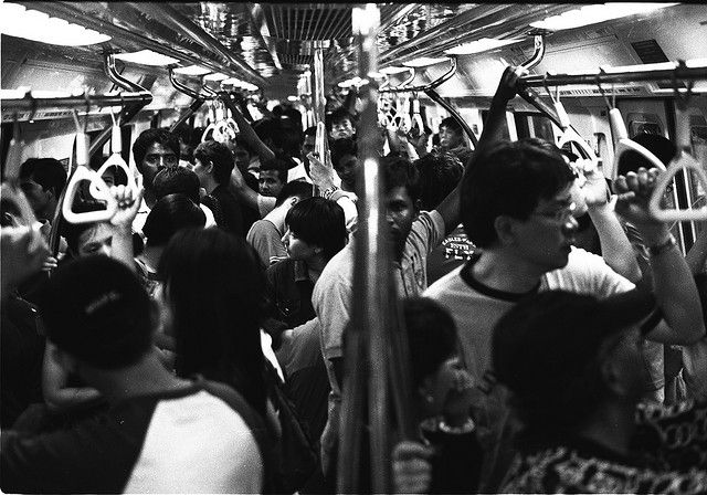 Rush hour | Flickr - Photo Sharing!