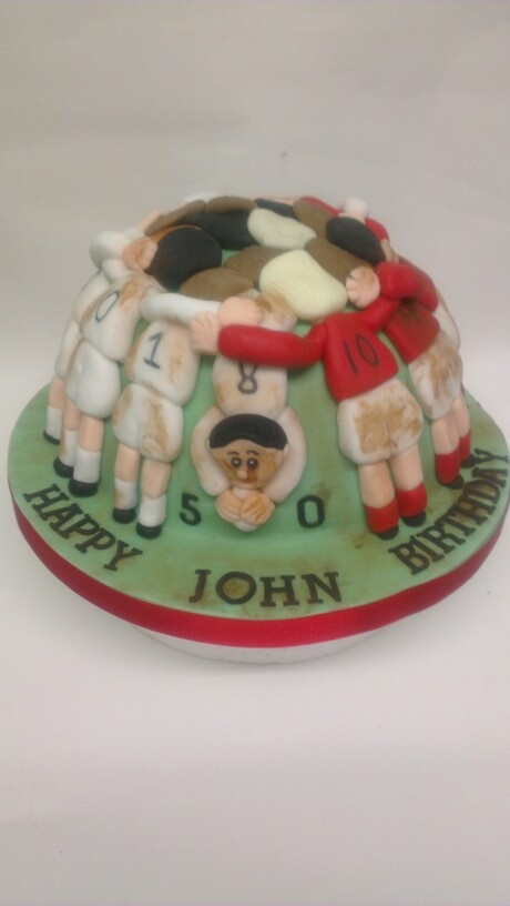 Cake Decorating Course Rugby : 17 Best images about Rugby Cakes on Pinterest Chocolate ...