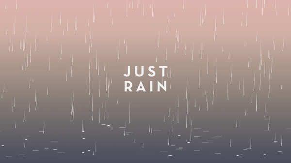 Hay veces en que se agradece que una aplicación te brinde lo que ofrece. Ni más ni menos. Y si una aplicación se llama 'Just Rain' lo que deberíamos encontrar es, precisamente, eso, 'Solo lluvia'. Y si encima es gratis, ya nos encontramos con una app que debemos probar. Sí o sí. Y no nos podemos olvidar de que, por encima de todo, se usa para relajarte y meditar. No...