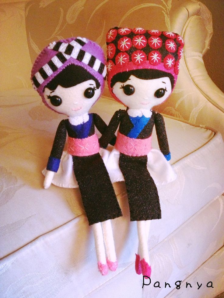 """Adorable soft Hmong doll being sold on eBay under search """"hmong doll"""" #hmongdoll"""