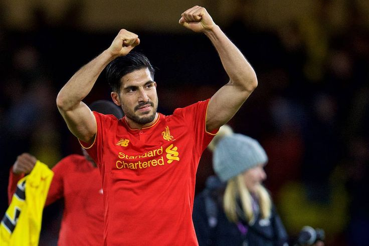 Emre Can takes plaudits for Liverpool's Goal of the Season – Fans' Man of the Match vs. Watford