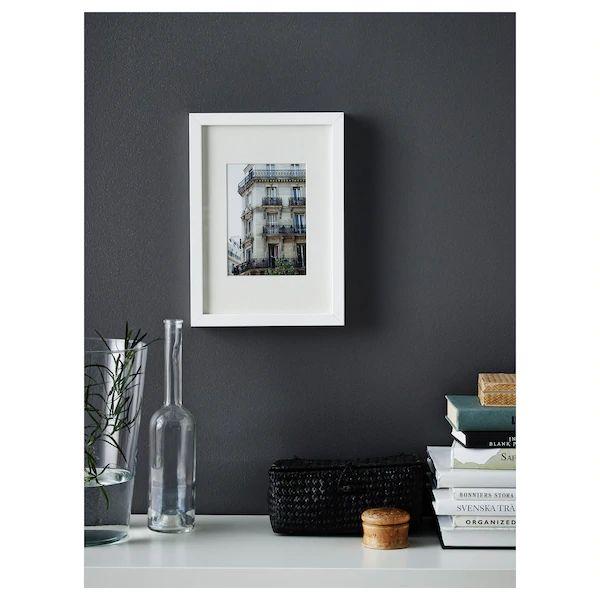 RIBBA Cornice bianco 21x30 cm Cornici, Ikea, Interni