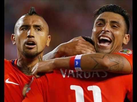 Copa De America Centenario 2016  La Roja De Chile   Bicampeón https://www.youtube.com/user/bellissima1958