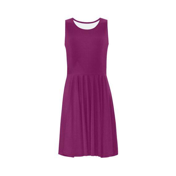 Purple ladies artistic dress / New in shop by RosemaryWellnessShop