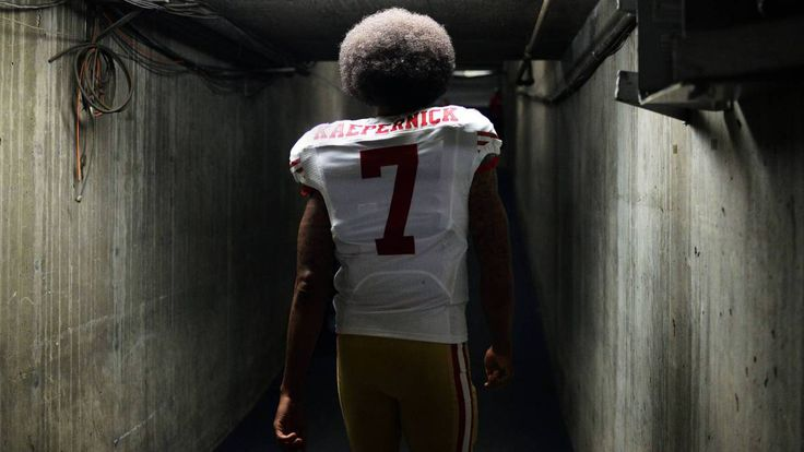 Is Colin Kaepernick a role model? #Kaepernick #49ers