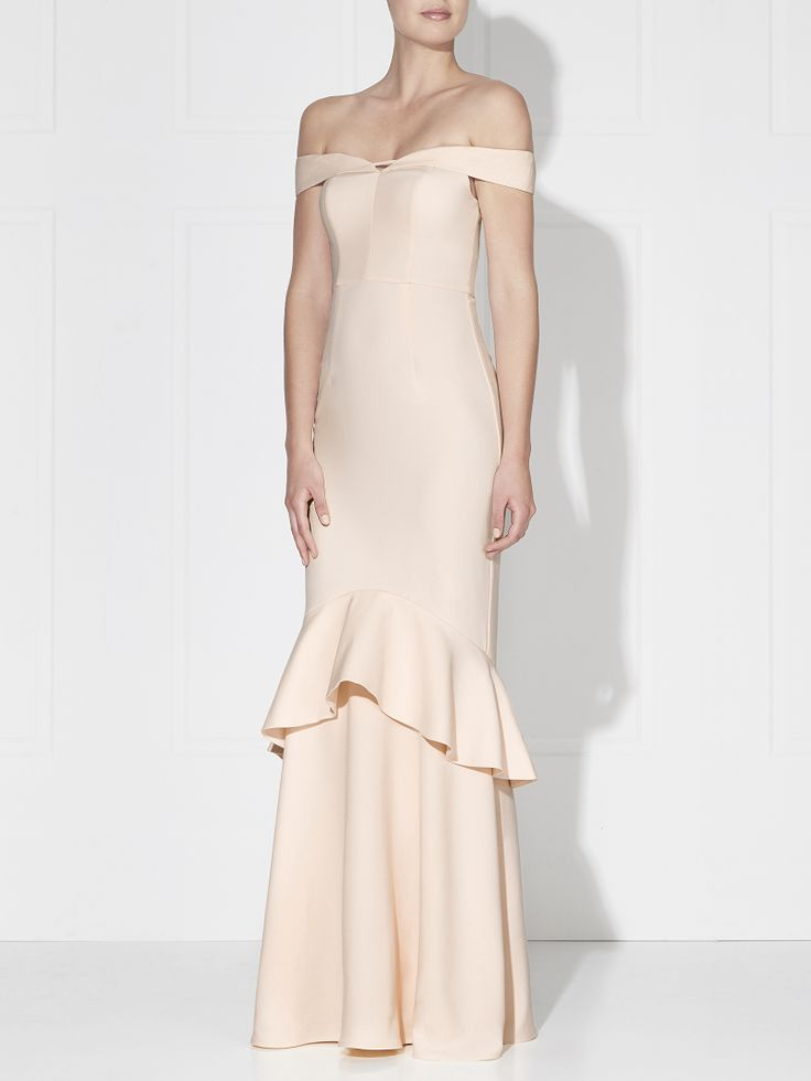 Love Honor - Rosetta Gown Creme