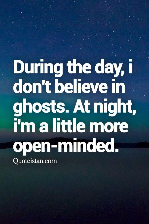 Angel - I Don't Believe In Ghosts Lyrics