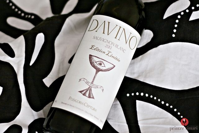 Sauvignon Blanc Edition Limitee 2013 Davino