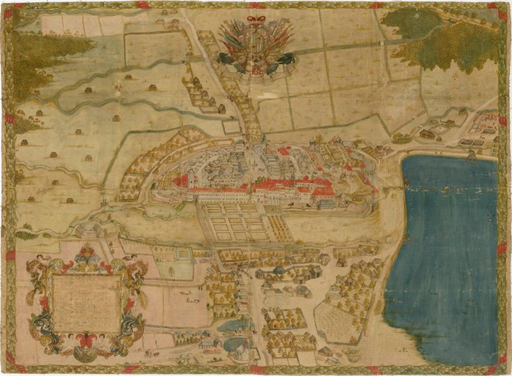 Historické mapy v digitálním světě. Digitalizace mapových souborů ...