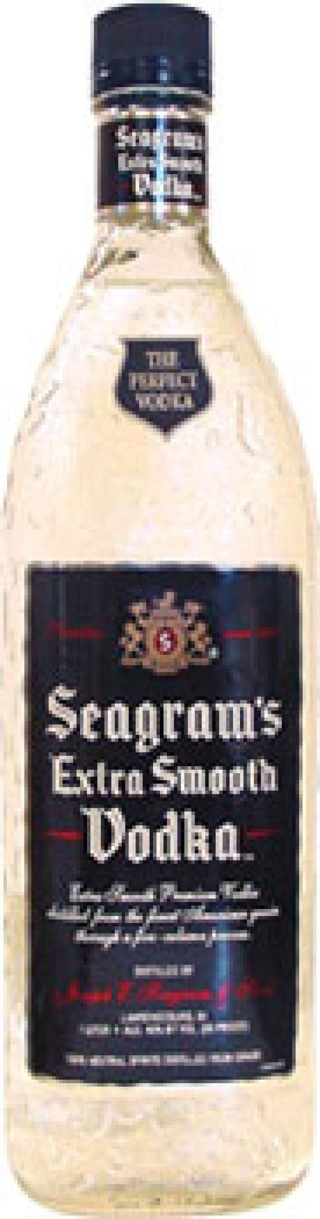 6 Cheap Vodka Brands (Under $10) You Won't Mind Serving: Seagram's Vodka