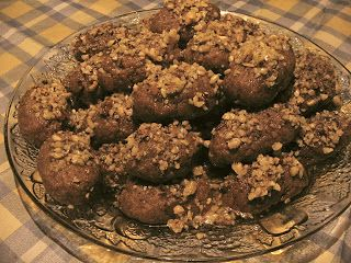 Melomakarona - Traditional Greek Christmas Cookies