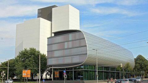 Deutsche Nationalbibliothek in Leipzig