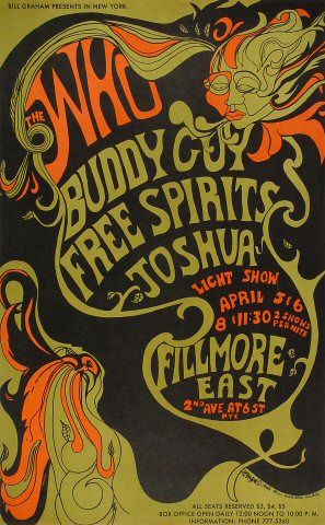 Artist:      Helen Hersh  Date: Apr 5, 1968 - Apr 6, 1968 Venue: Fillmore East (New York, NY)