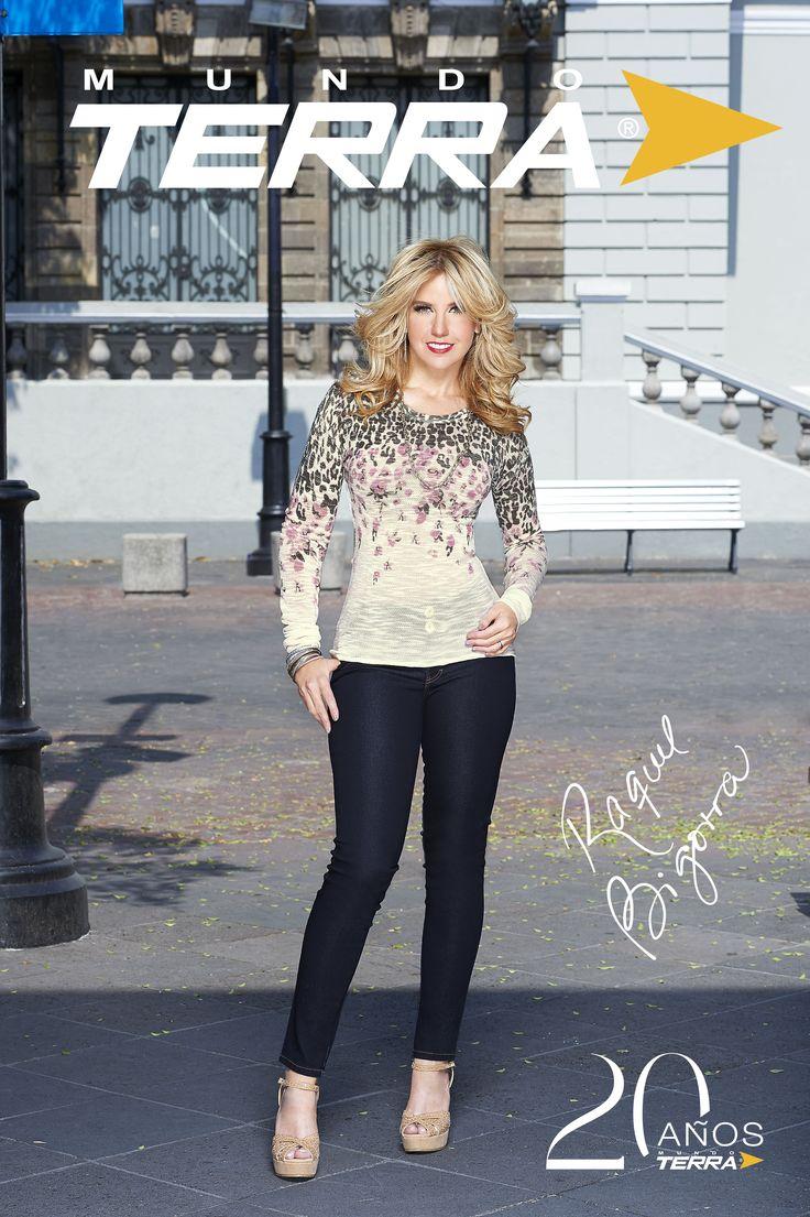 Tu como Raquel... elige tus favoritos! www.mundoterra.com