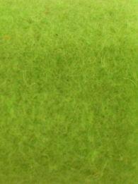 Vilt 7.5 cm breed 5 m. lang lentegroen (GU02)