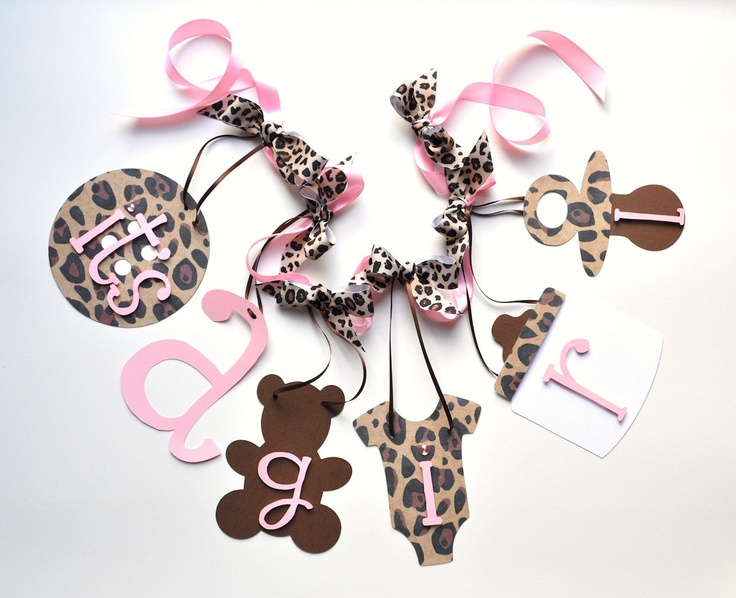 1000 ideas about cheetah baby showers on pinterest baby for Animal print baby shower decoration ideas
