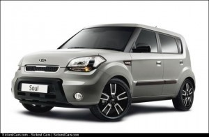 2010 Kia Soul Tempest Edition Drops into the UK - http://sickestcars.com/2013/06/12/2010-kia-soul-tempest-edition-drops-into-the-uk/