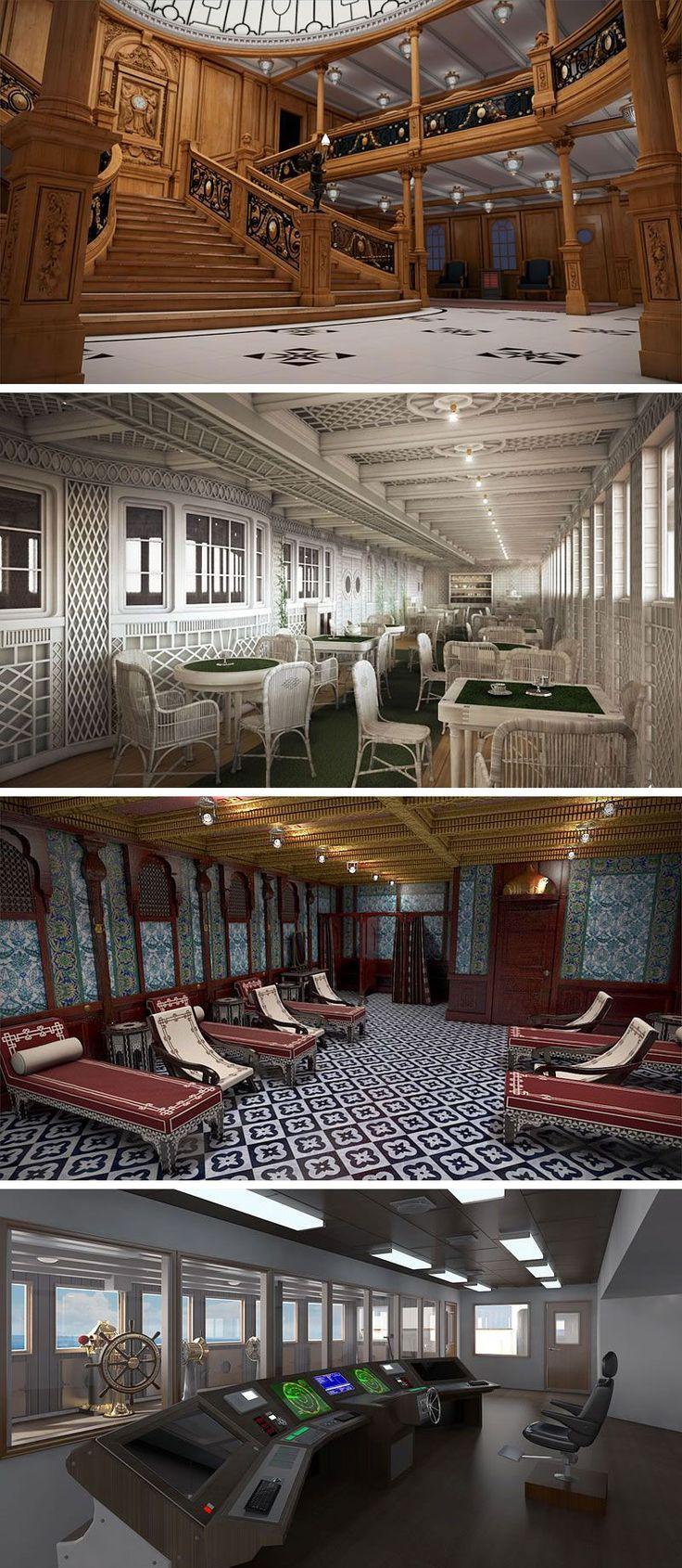 Titanic II Replica Will Set Sail In 2018 Architecture