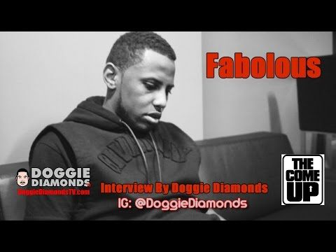 Fabolous: I Gotta Put My Foot On A Few Rappers Necks!  Been interviewing the TOP RAPPERS in hip-...