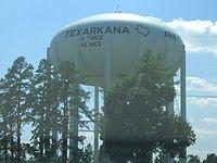Texarkana, Texas - Wikipedia, the free encyclopedia