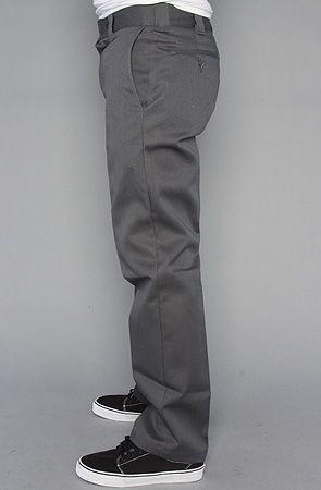 Dickies Work Pants in Charcoal