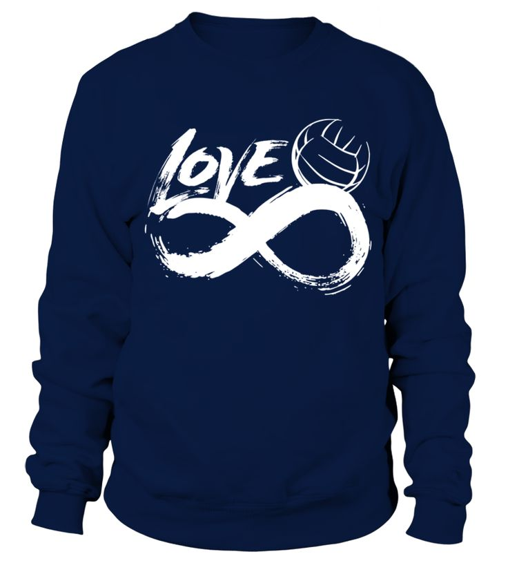 Infinite Volleyball Love Player Gift Idea T Shirt  #volleyball #volleyballmom #mom #shirt #tshirt #tee #gift #perfectgift #birthday #Christmas #motherday