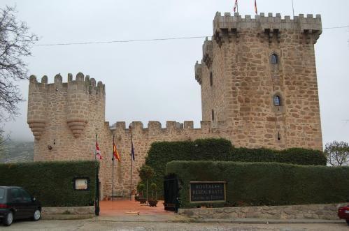 Castillo de villaviciosa, Asturias