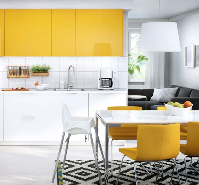 Maria Killam's Trend Forecast for 2016 | Yellow kitchen ...